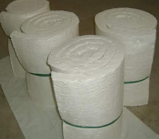 Bông gốm dạng cuộn